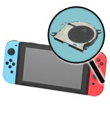 Nintendo Switch Repairs: Internal Fan Replacement Service