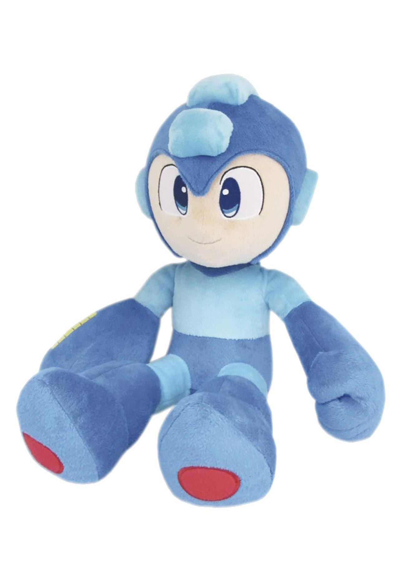 Mega Man 10 Inch Plush