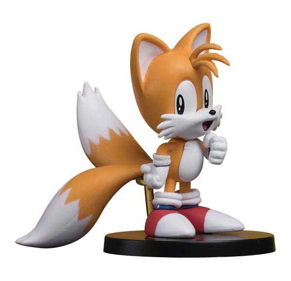 Sonic the Hedgehog: Tails PVC Figure