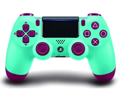 PlayStation 4 Dualshock 4 Controller Berry Blue