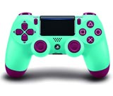 PlayStation 4 Dualshock 4 Controller Berry Blue