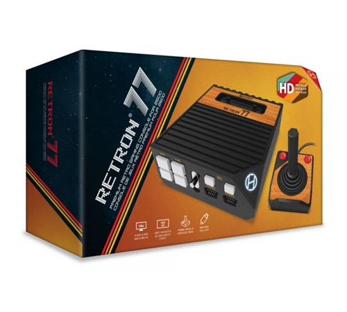 RetroN 77 HD Gaming Console