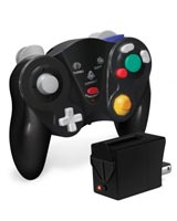 GameCube Cirka FreePad Wireless Controller Black