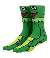 Muppet Show Kermit the Frog 360 Crew Socks