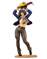 Texas Chainsaw Massacre Leatherface Chainsaw Dance Bishoujo Statue