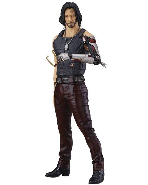 Cyberpunk 2077 Johnny Silverhand Pop Up Parade PVC Figure