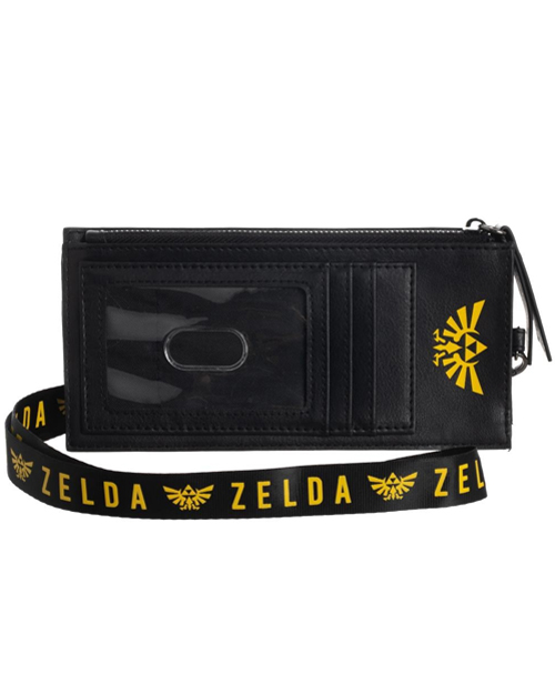 Legend of Zelda Hylian Crest Phone Sleeve and Lanyard
