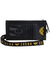 Legend of Zelda Hylian Crest Phone Sleeve and Lanyard