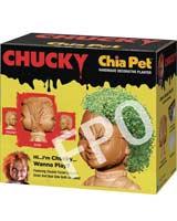 Childs Play Chucky Chia Pet