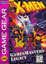 X-Men 2: Game Masters Legacy