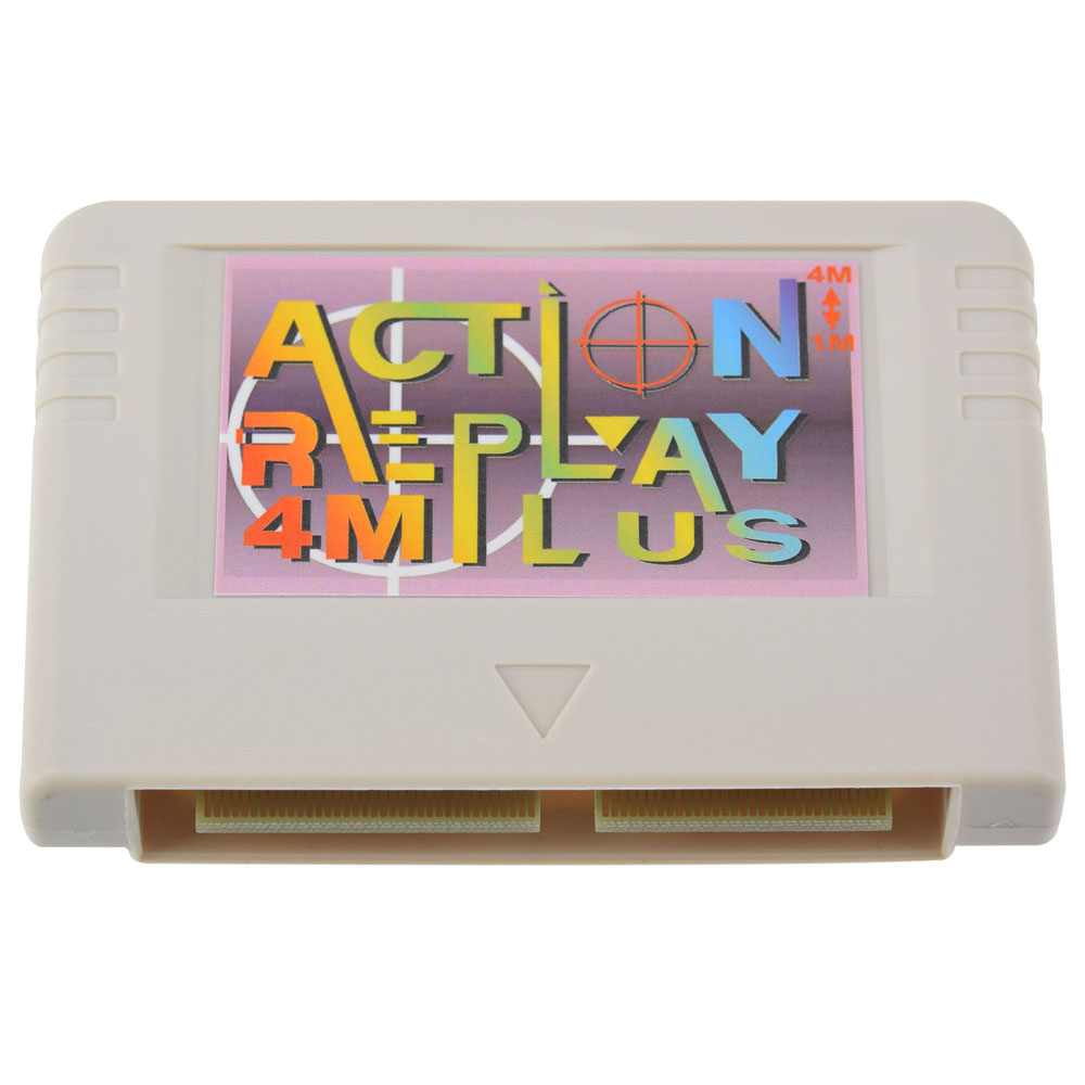 Saturn Action Replay Plus 4M