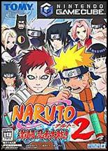 Naruto: Gekitou Ninja Taisen 2