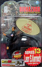 Biohazard Leon S. Kennedy Action Figure