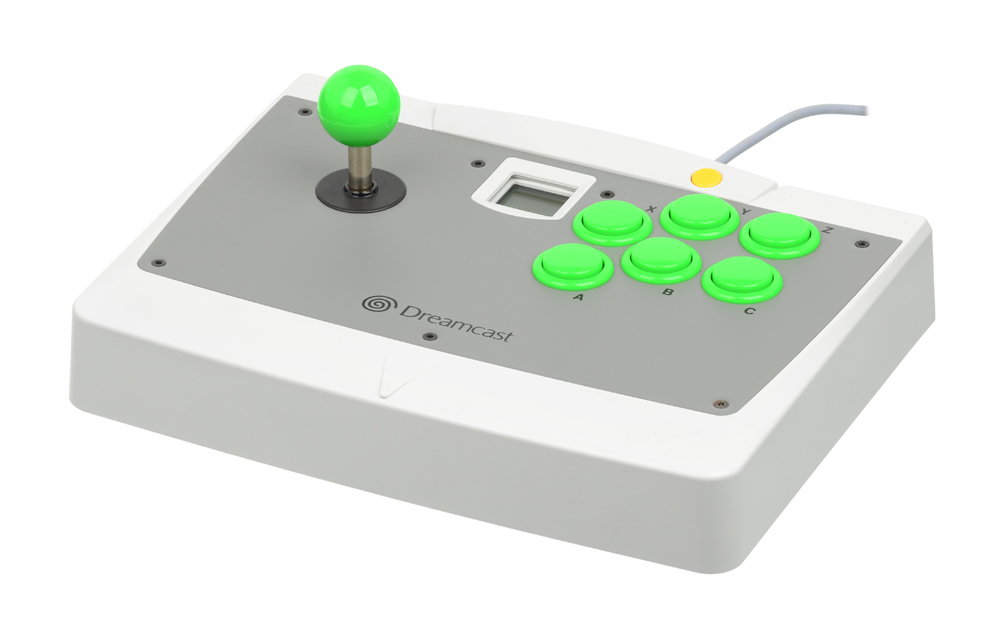 Dreamcast Arcade Stick by Sega