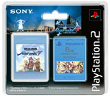 PS2 Memory Card Wild Arms Premium Series by Sony