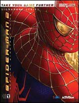 Spiderman 2 Official Strategy Guide