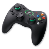 Xbox Cordless Precision Controller by Logitech