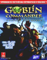 Goblin Commander Official Strategy Guide