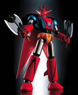 Soul of Chogokin GX-18 Getter Dragon Die Cast Figure