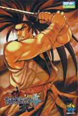 Samurai Spirits Zero Neo Geo AES