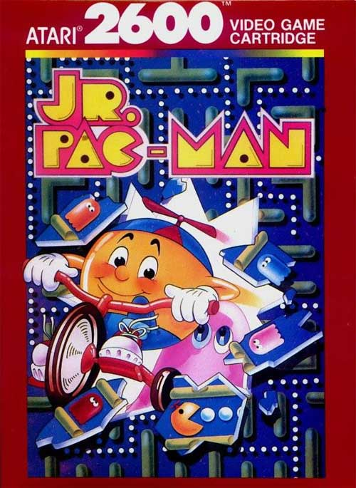 Jr. Pac-Man