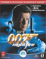 Bond 007: Nightfire Prima's Official Strategy Guide
