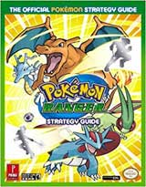 Pokemon Ranger Official Strategy Guide Book
