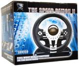PS3 Speed Demon II 3-in-1 Racing Wheel