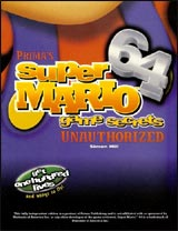 Super Mario 64 Unauthorized Game Secrets