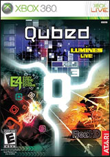 Qubed Lumines Live