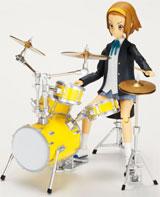 K-On! Ritsu Tainaka Mobip PVC Figure