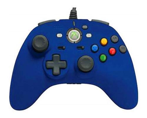 Xbox 360 Hori EX 2 Turbo Controller Blue by Hori