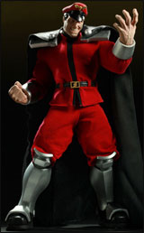 Street Fighter 1/4 Scale M. Bison Statue