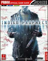 Indigo Prophecy Official Guide