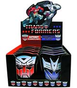 Transformers Candy Tin