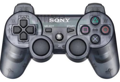PS3 DualShock 3 Slate Gray Wireless Controller by Sony