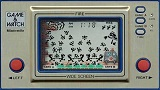 Game & Watch Wide Screen Series: Fire