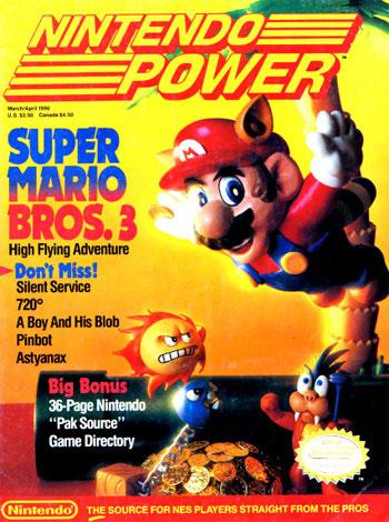 Nintendo Power Volume 11 Super Mario Bros. 3