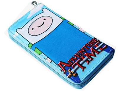 Adventure Time: Finn Long Wallet