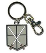 Attack on Titan 104th Cadet Corps Metal Keychain