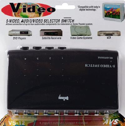 Audio/Video Switch
