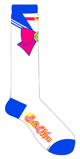 Sailor Moon Bow Knee High Socks