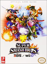 Super Smash Bros Official Game Guide