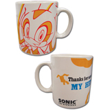 Sonic the Hedgehog Cream the Rabbit 13oz Mug