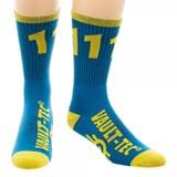 Fallout Vault 111 Crew Socks