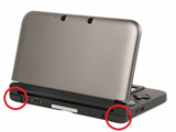 3DS XL Repairs: L + R Shoulder Buttons Repair Service