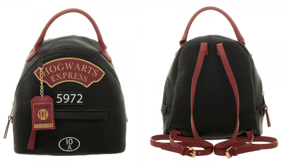 Harry Potter Hogwarts Mini Backpack