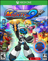Mighty No. 9 Signature Edition