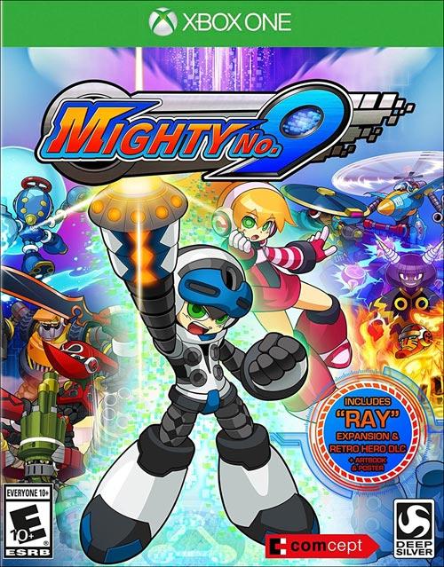 Mighty No. 9 Signature Edition