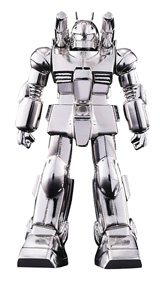 Mobile Suit Gundam GM-13 Guncannon Absolute Chogokin Figure